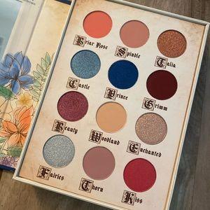 Little briar rose Eyeshadow palette